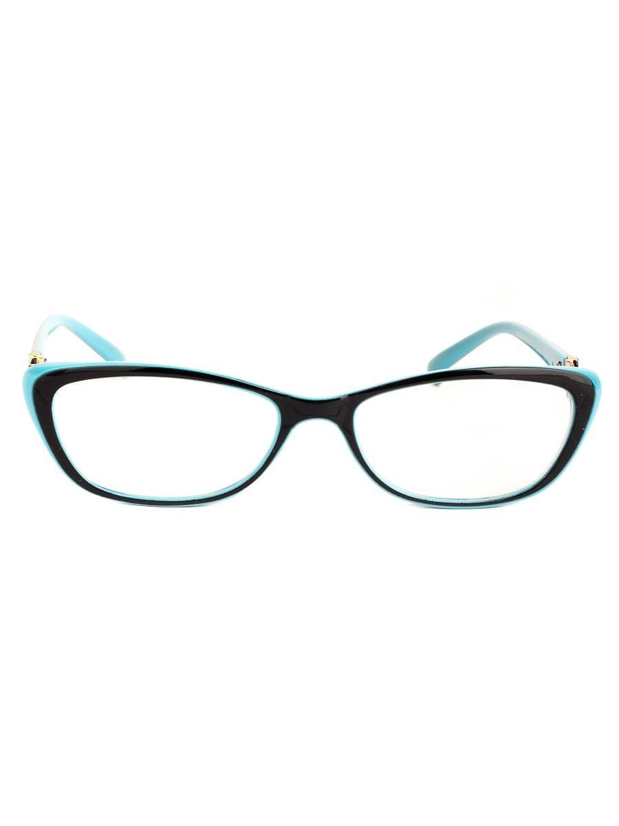 Готовые очки BOSHI 86008 Черные-Синие (-9.50)