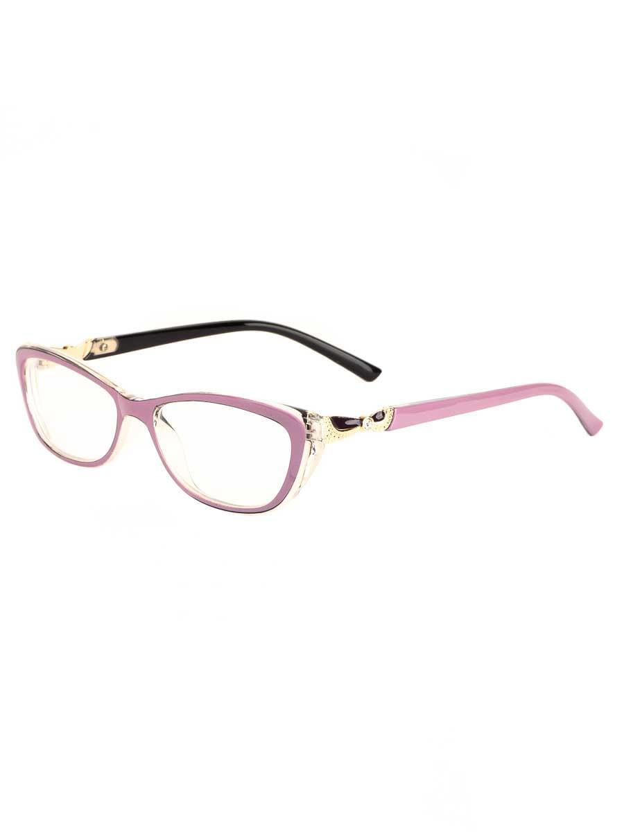 Готовые очки BOSHI 86008 Черные-Розовые (-9.50)