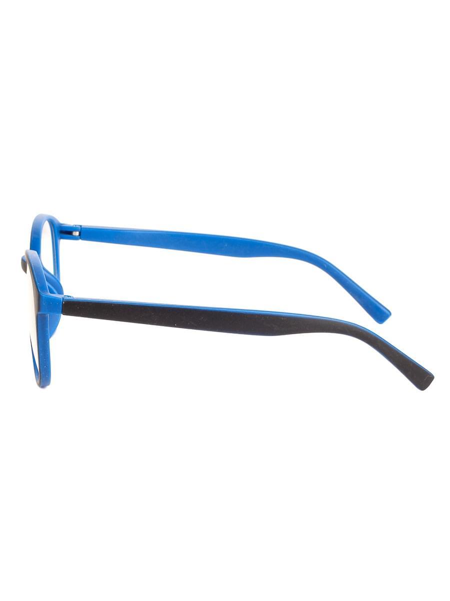 Готовые очки BOSHI 9505 Черные-Голубые (-9.50)