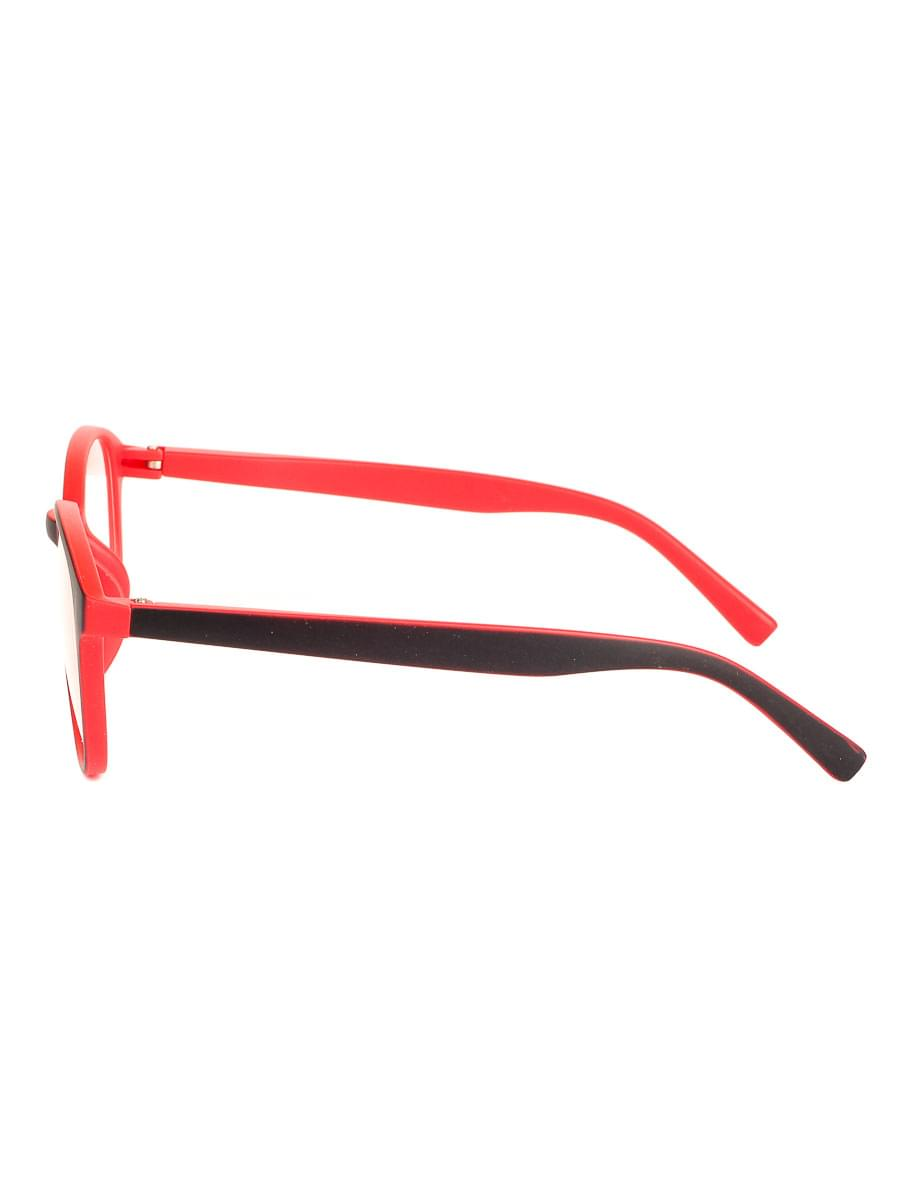 Готовые очки BOSHI 9505 Черные-Красные (-9.50)