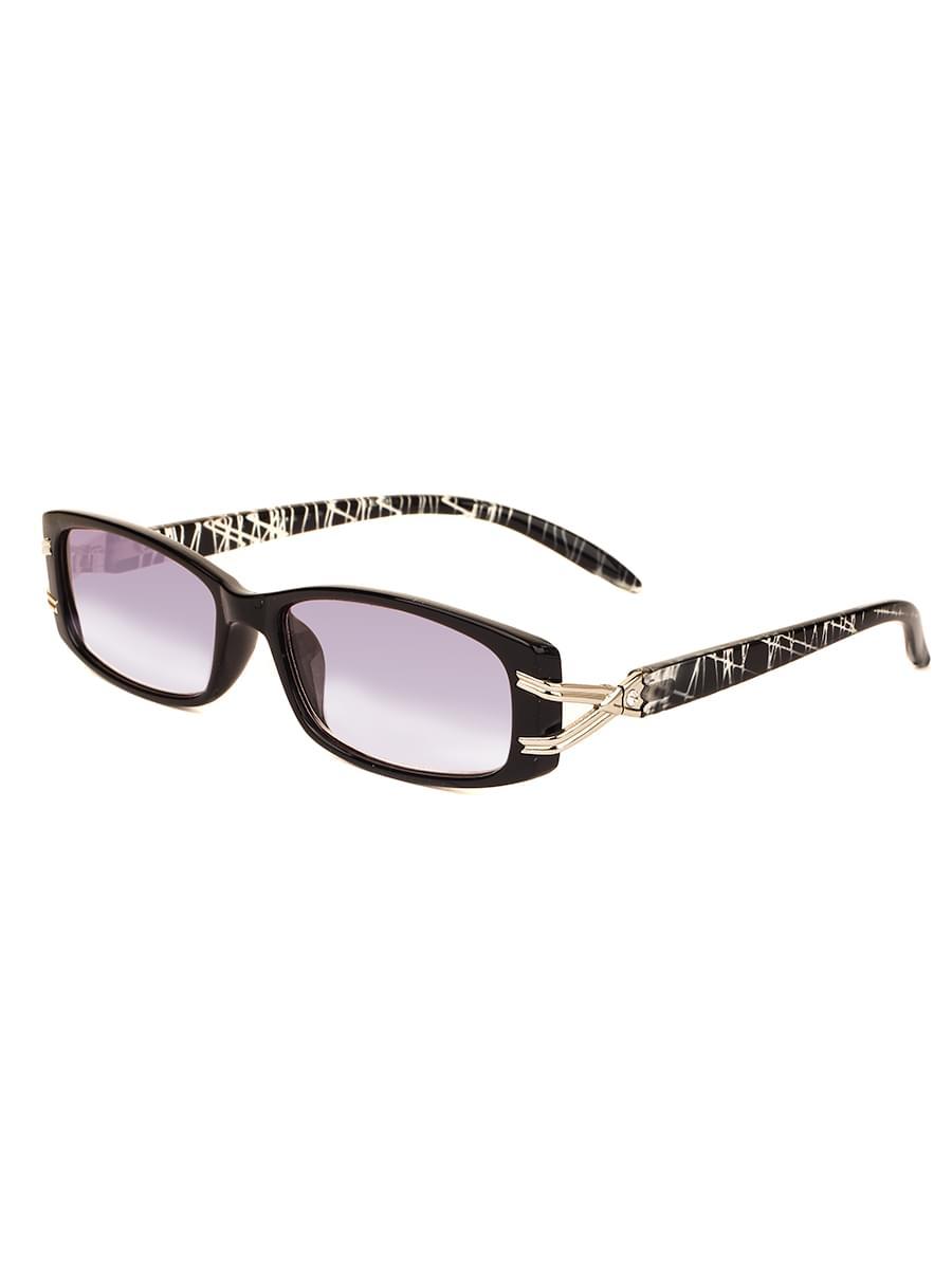 Готовые очки BOSHI 2379 Черные Тонированные (-9.50)