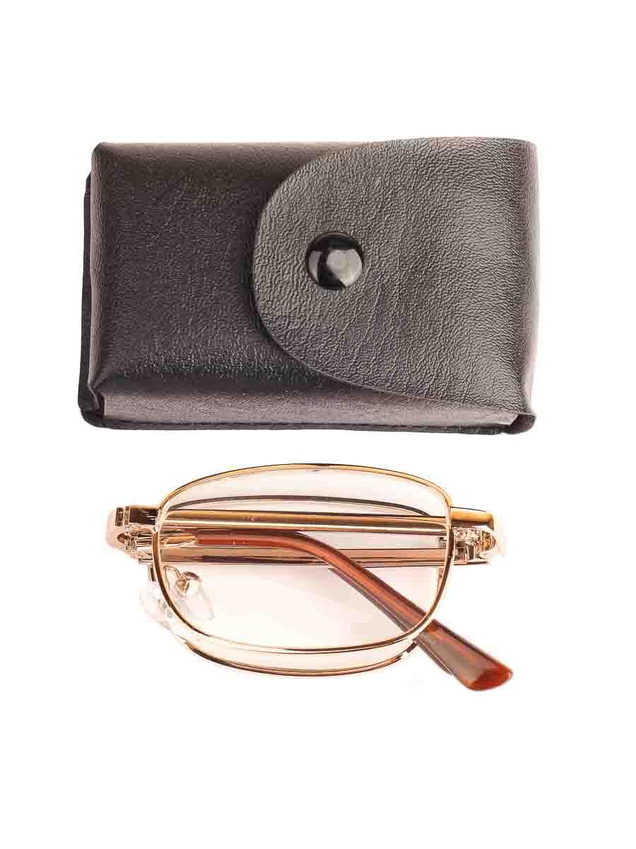 Готовые очки Most 2008 Золотистые Стеклянные (-9.50)
