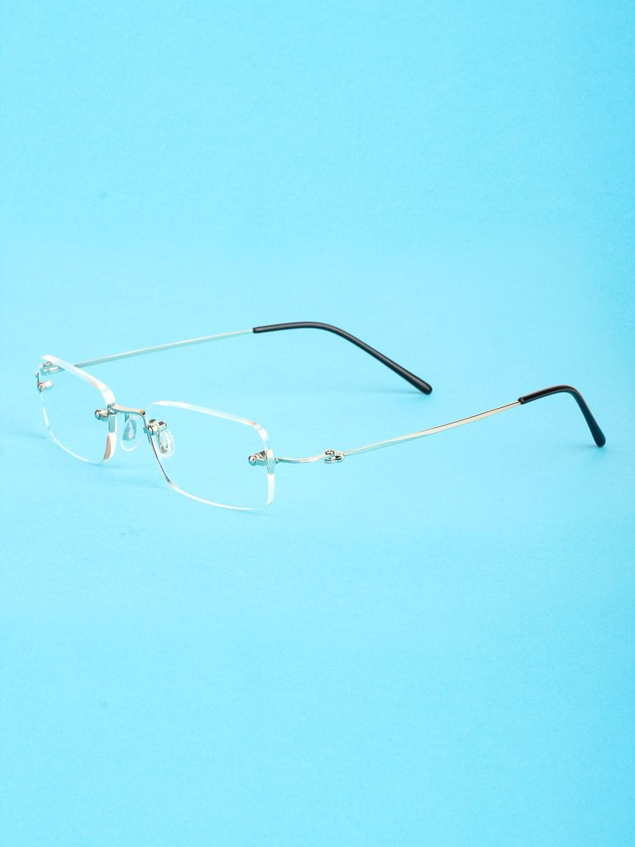Готовые очки Fedrov 089 Серебристые (-9.50)