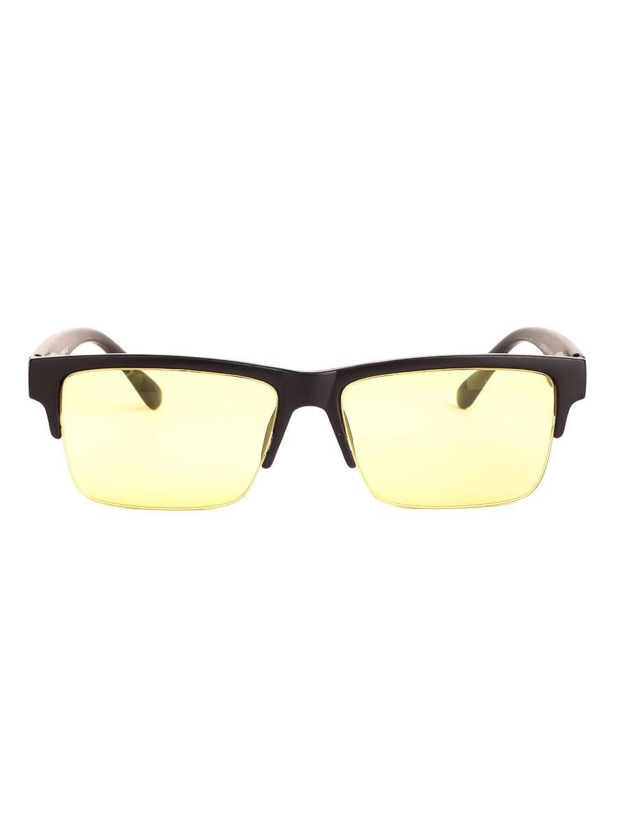 Готовые очки Fedrov 2082 Черно-Матовые Антифары (-9.50)