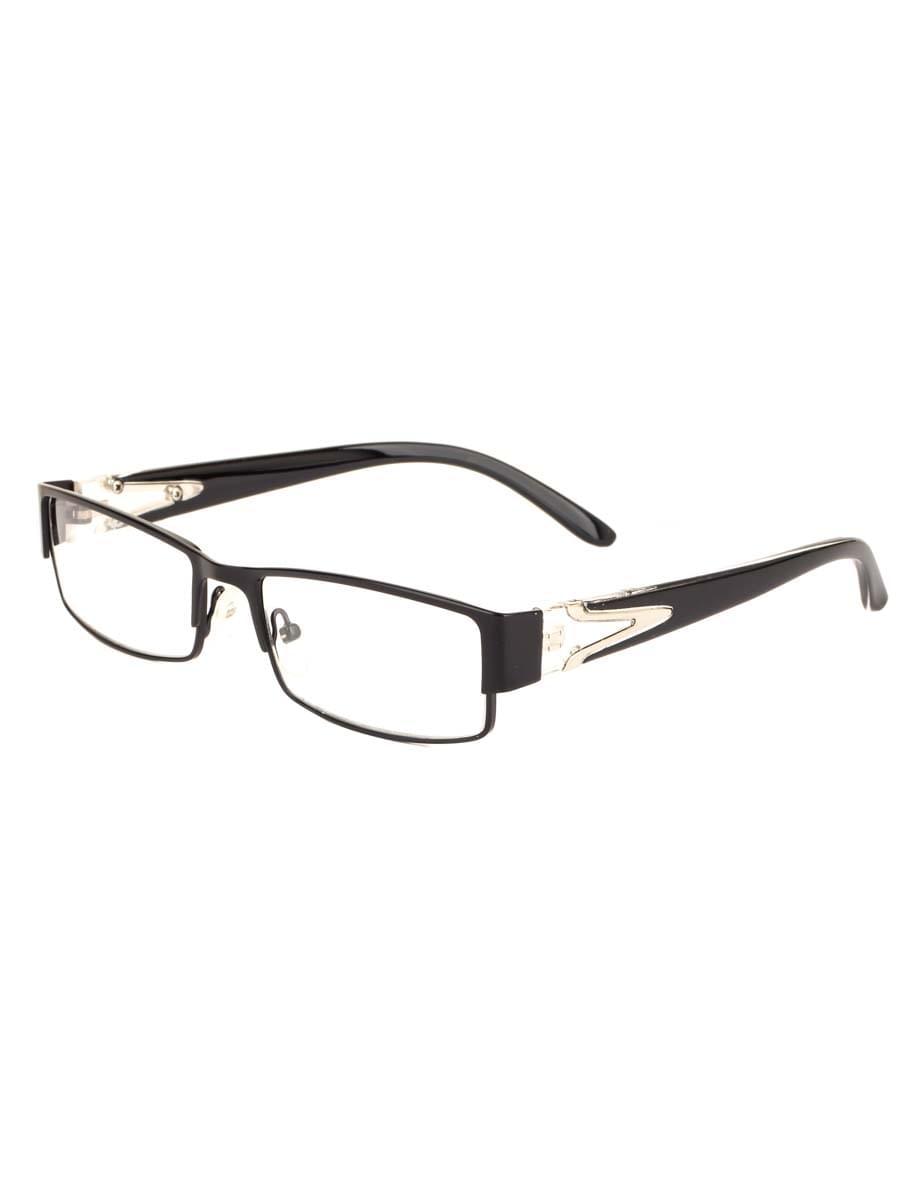 Готовые очки BOSHI 8021 Черные (-9.50)
