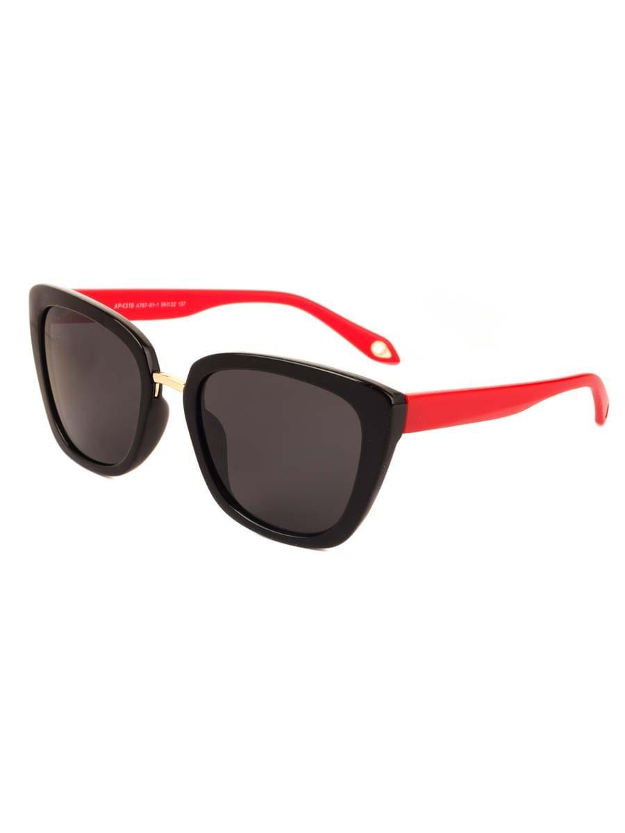 Солнцезащитные очки AOLISE 4318 CA787-91-1 линзы поляризационные