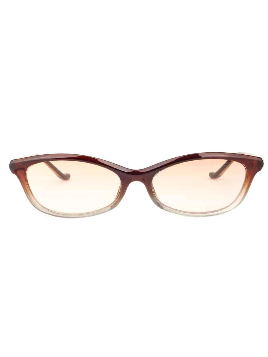 Готовые очки Farsi 1919 Коричневые (-9.50)