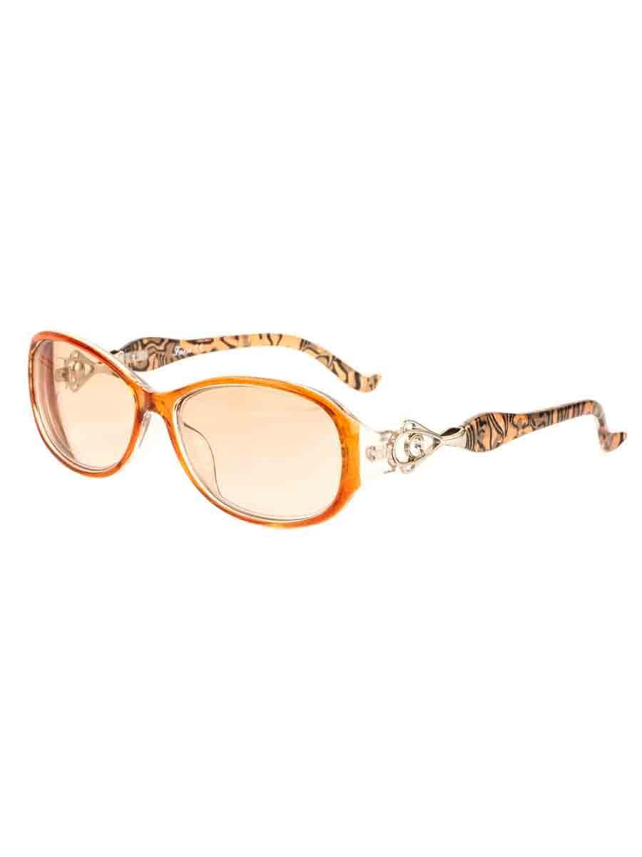 Готовые очки Farsi 7733 Оранжевые Тонированные