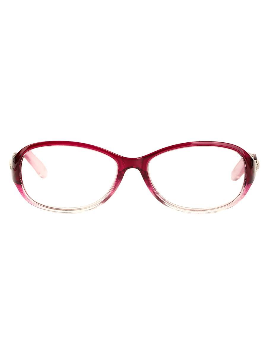 Готовые очки Farsi 7733 Бордовые (-9.50)