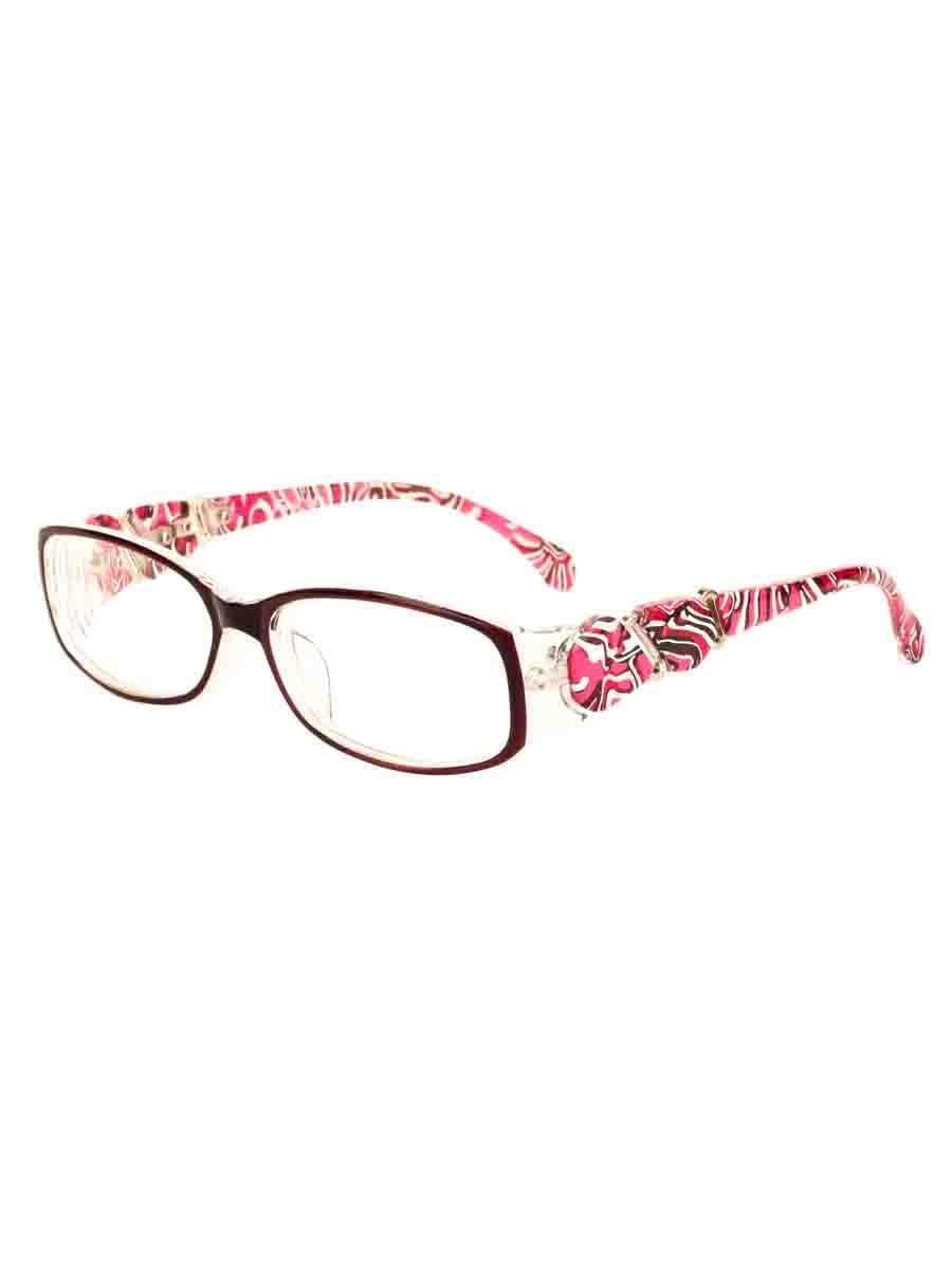 Готовые очки Farsi 7744 Черные (-9.50)