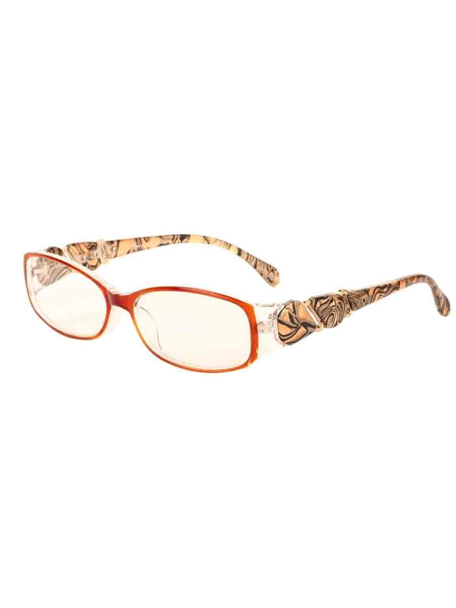 Готовые очки Farsi 7744 Красные (-9.50)