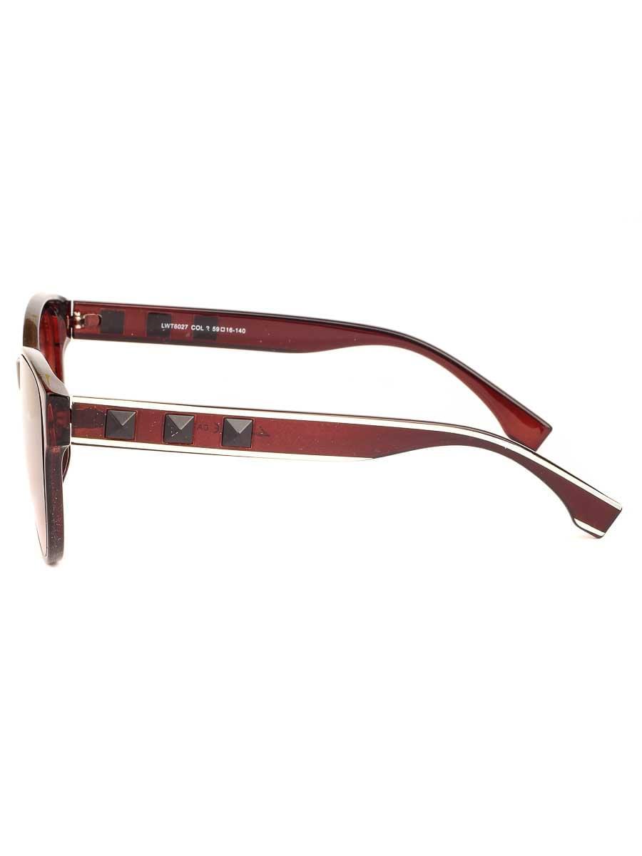 Солнцезащитные очки Luoweite 6027 C2
