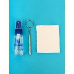 Комплект очищающий (Спрей, салфетка, отвертка)