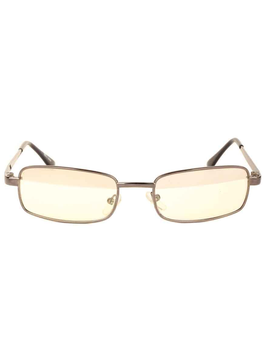 Очки для водителей антифары Восток 2208 Серые Зеркальная полоса