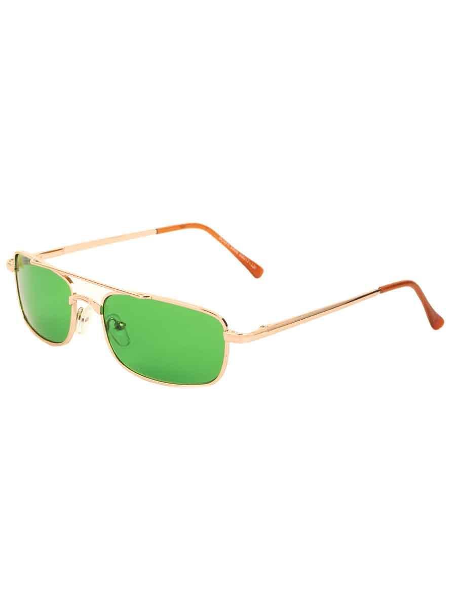 Очки глаукомные BOSHI 8956 Золотистые