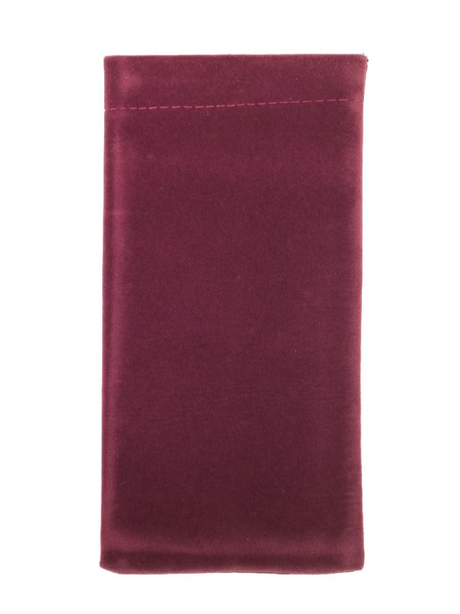 Мешочек для очков TAO 1 Бордовый широкий