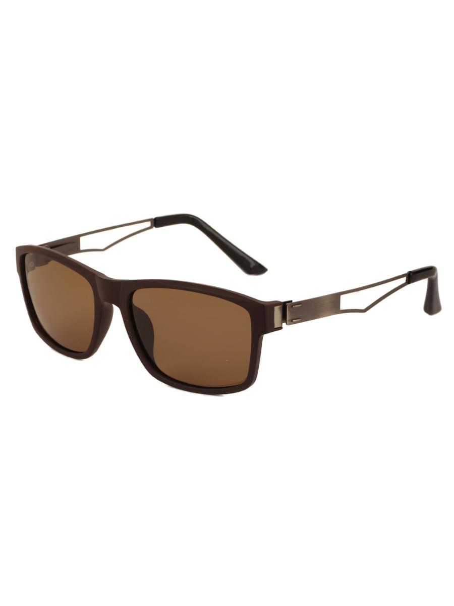 Солнцезащитные очки OneMate 5109 Коричневые