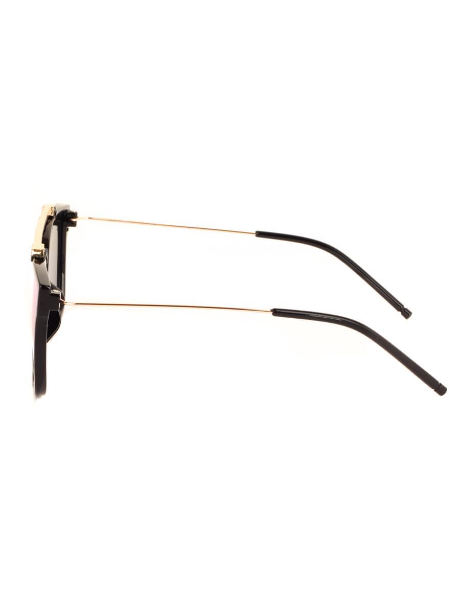 Солнцезащитные очки SunVision 704 Желтые Зеркальные