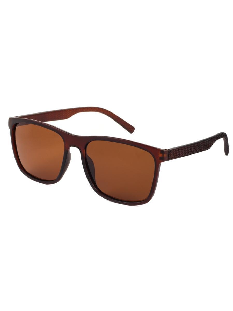 Солнцезащитные очки BOSHI 4043 Коричневый матовый