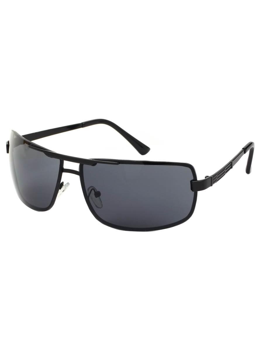 Солнцезащитные очки LEWIS 8503 Черный глянцевый