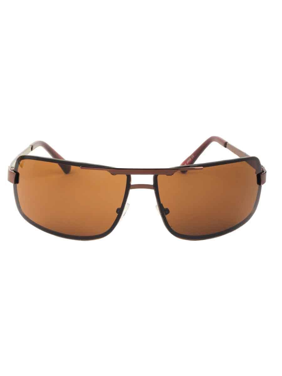 Солнцезащитные очки LEWIS 8503 Коричневый