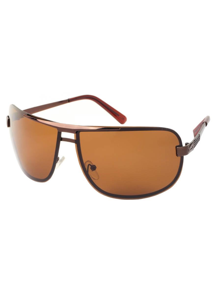 Солнцезащитные очки LEWIS 8508 Коричневый