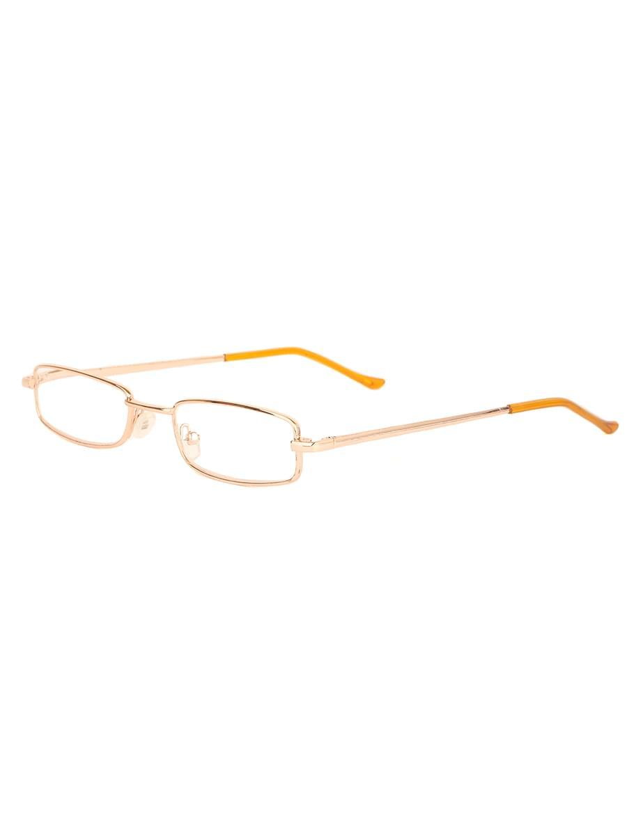 Готовые очки BOSHI 5008 Золотистые (-9.50)