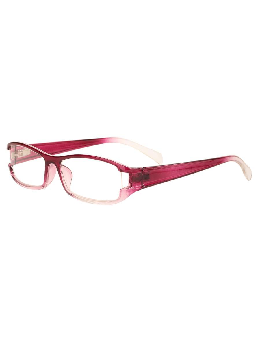 Готовые очки BOSHI 21198 Бордовые (-9.50)