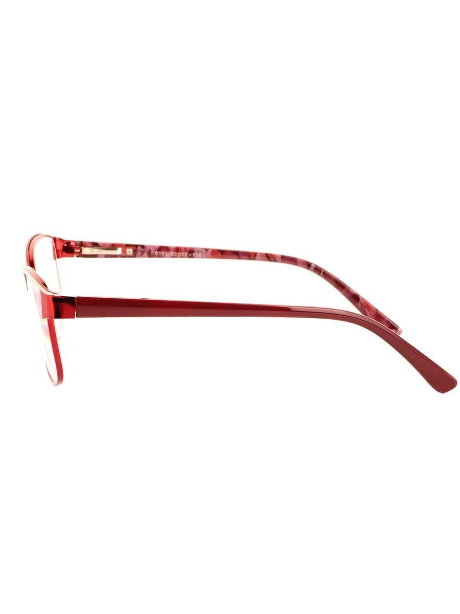 Готовые очки Keluona 6101 RED (-9.50)