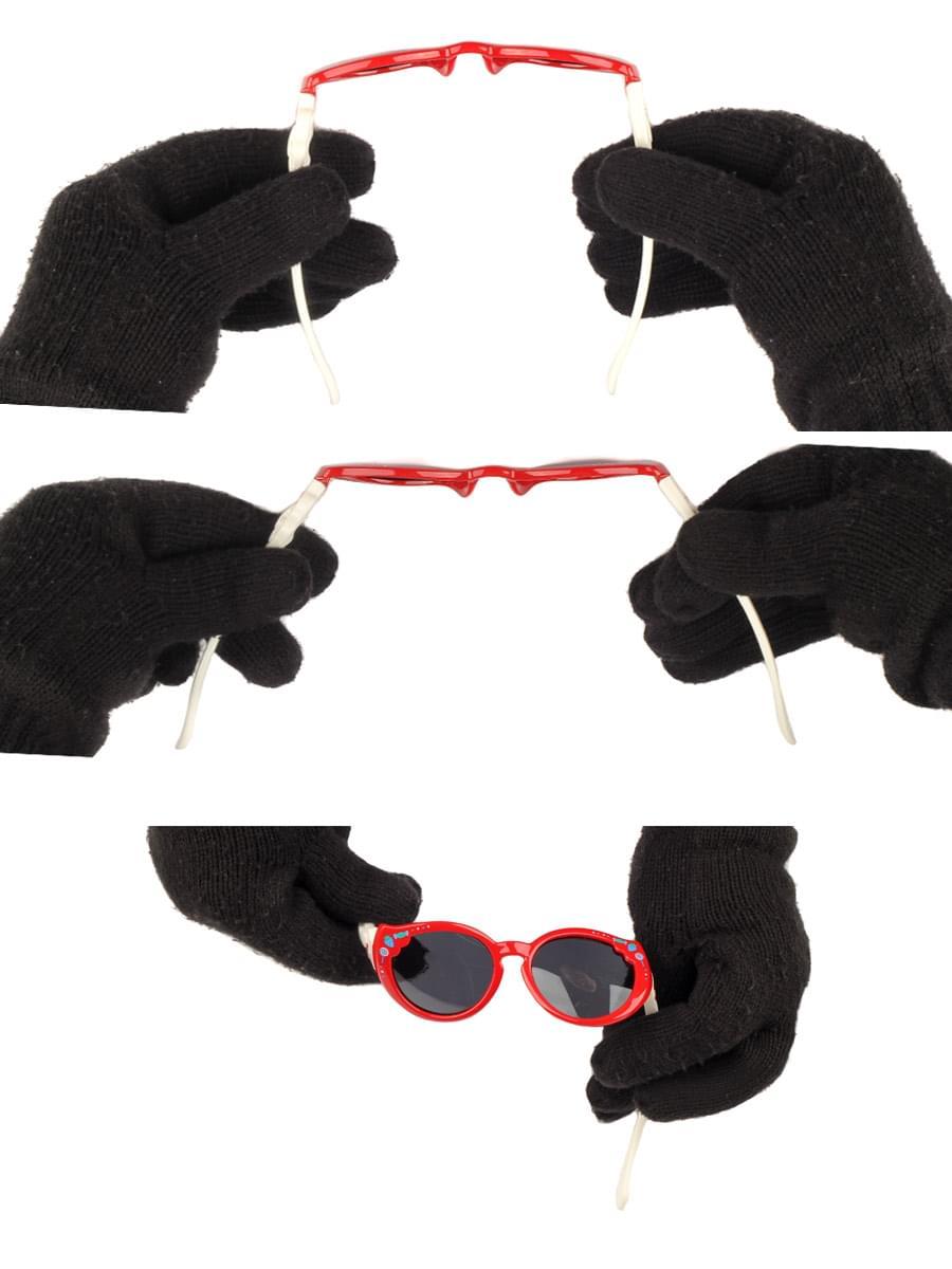 Солнцезащитные очки детские Keluona 1517 C1 линзы поляризационные