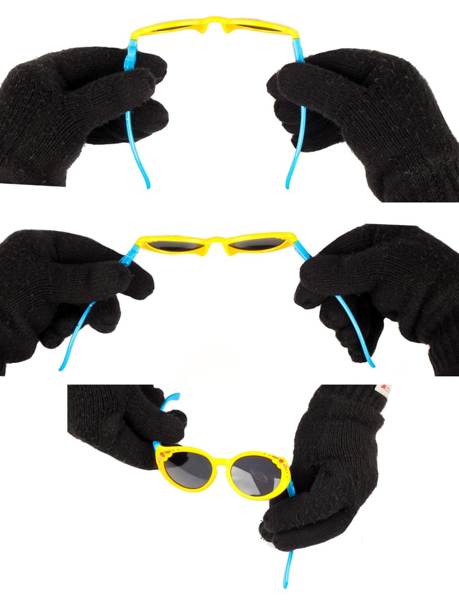 Солнцезащитные очки детские Keluona 1517 C10 линзы поляризационные