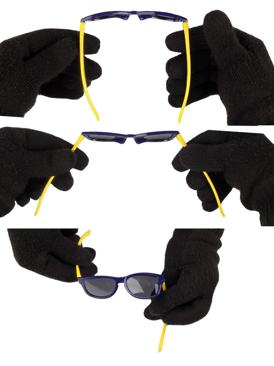 Солнцезащитные очки детские Keluona 1639 C7 линзы поляризационные
