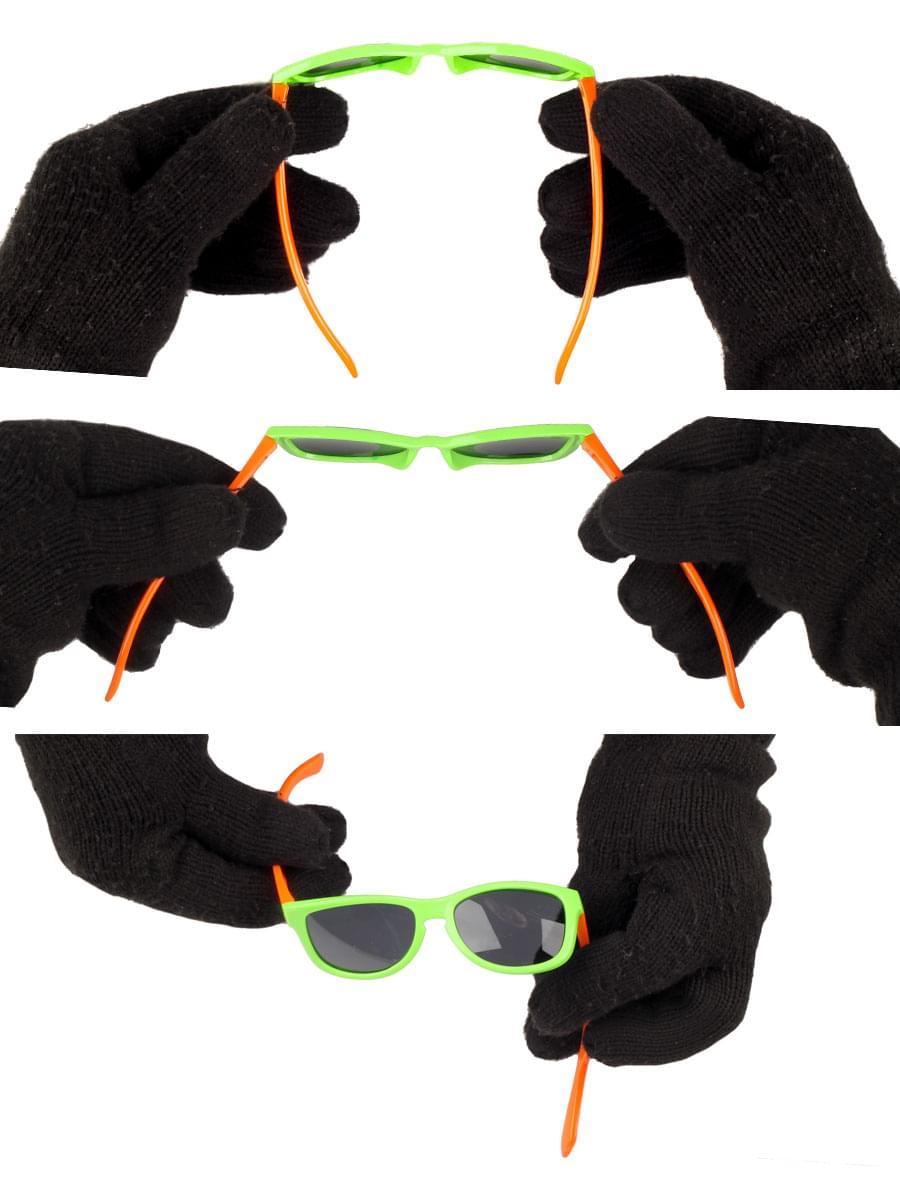 Солнцезащитные очки детские Keluona 1639 C8 линзы поляризационные