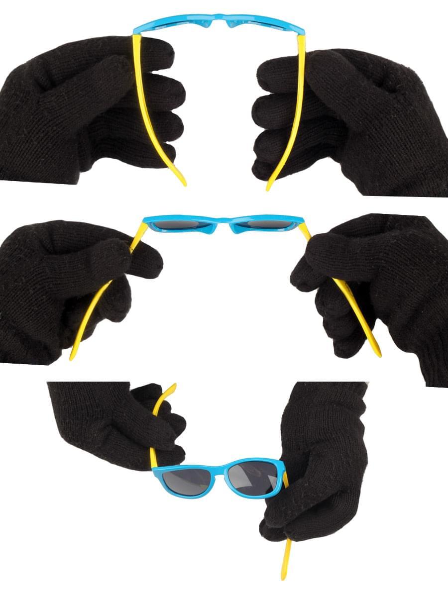 Солнцезащитные очки детские Keluona 1639 C9 линзы поляризационные