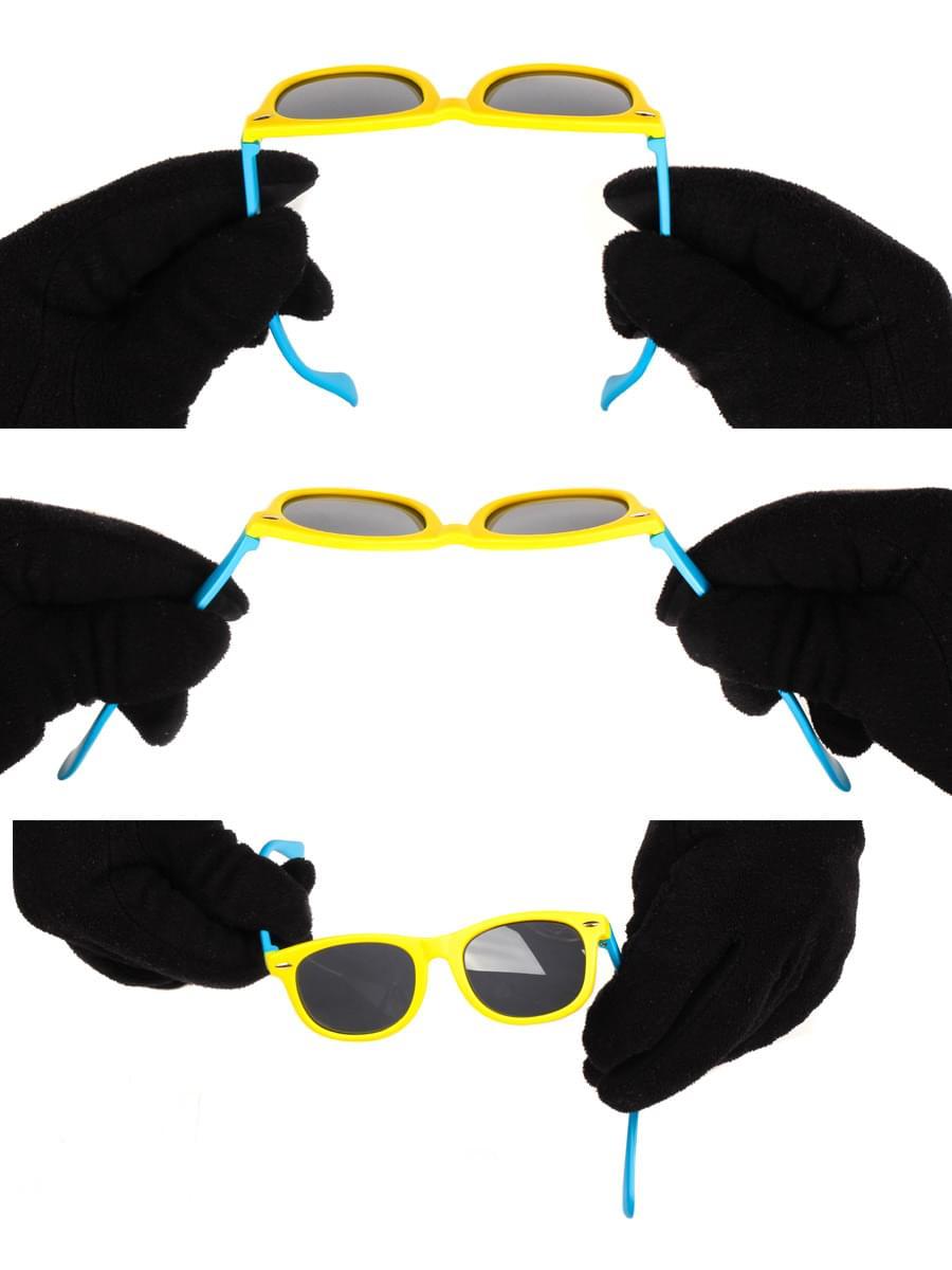 Солнцезащитные очки детские Keluona 1761 C10 линзы поляризационные