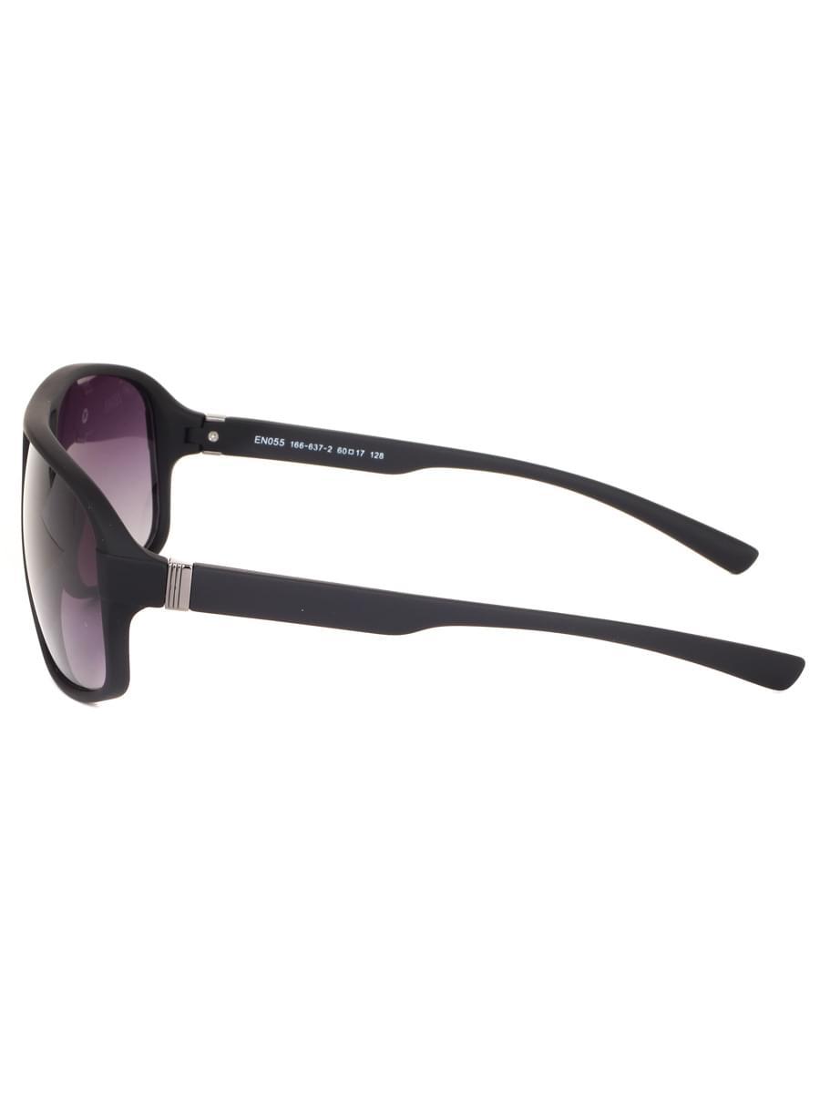 Солнцезащитные очки Cavaldi EN055 Черный матовый