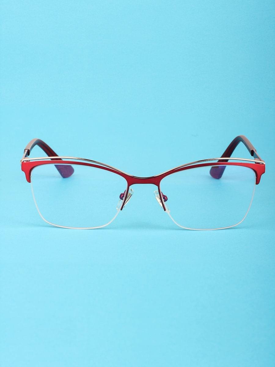 Готовые очки Favarit 7717 C1 (-9.50)