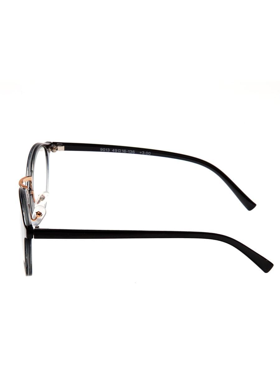Готовые очки Sunshine 9013 BLACK (-9.50)