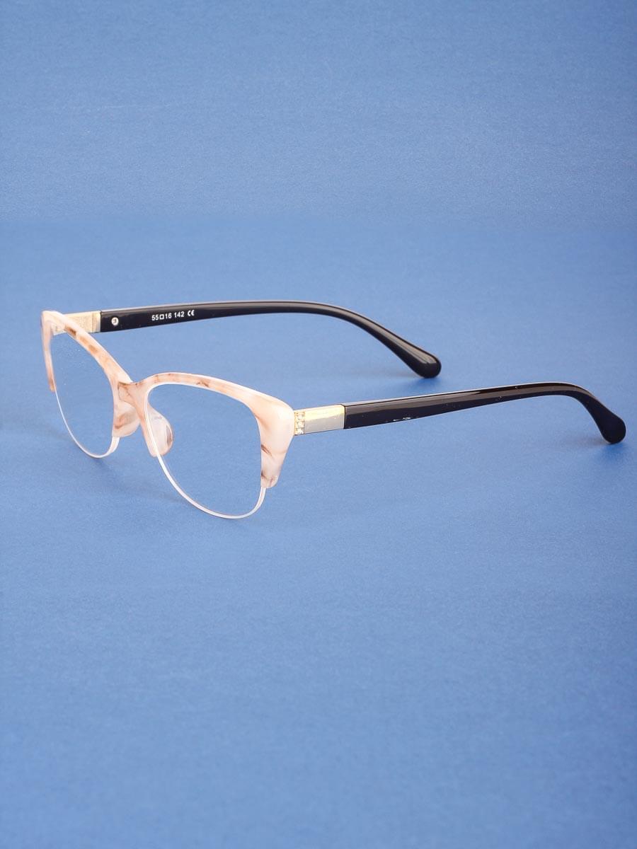 Готовые очки Farsi 3388 C4, Не годен (-9.50)