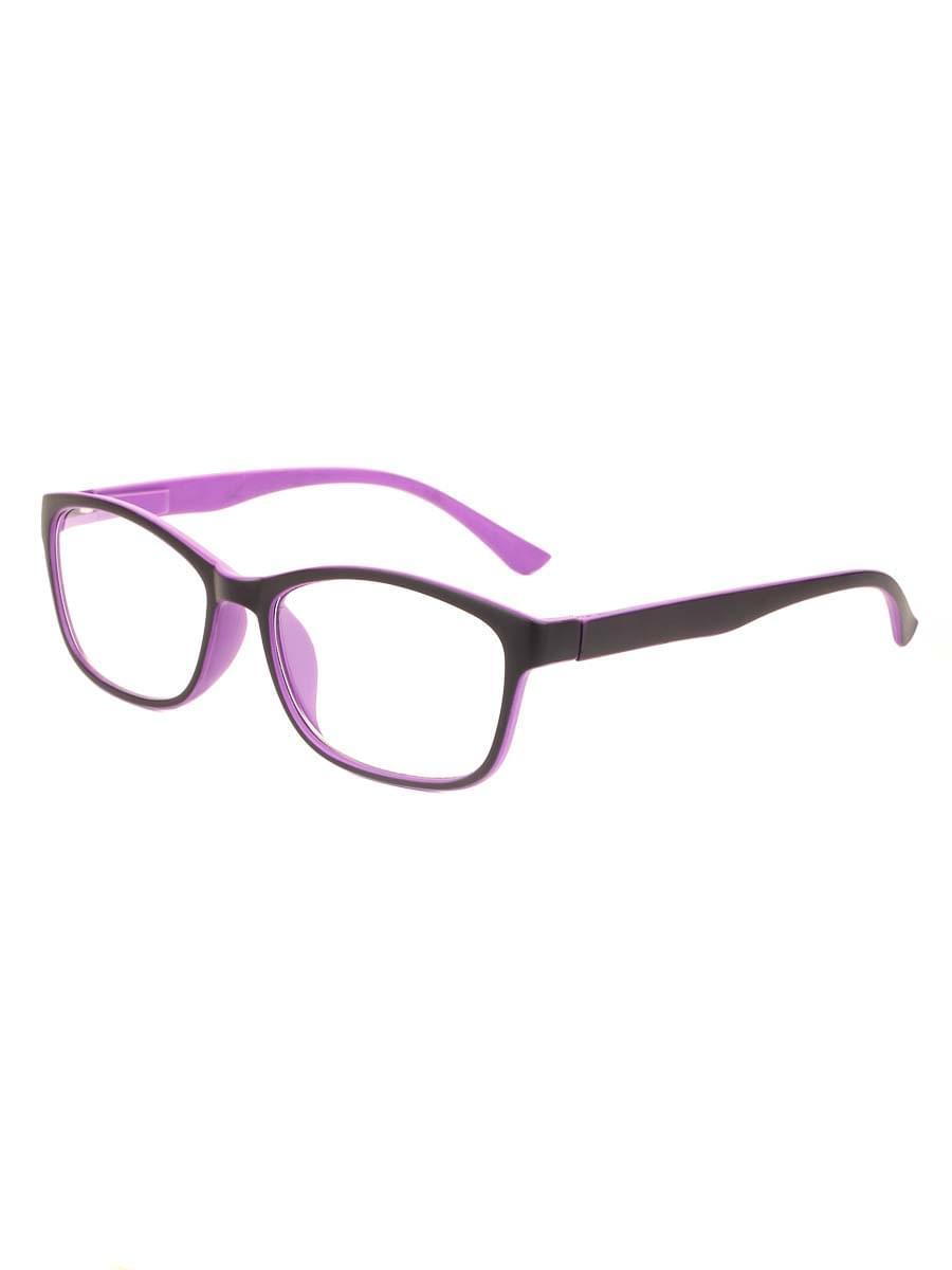 Готовые очки BOSHI 18055 Черные-Фиолетовые (-9.50)