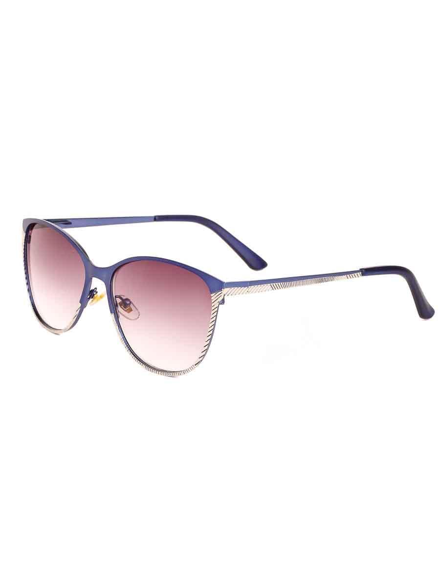 Готовые очки для Favarit 7722 C5 Тонированные (-9.50)