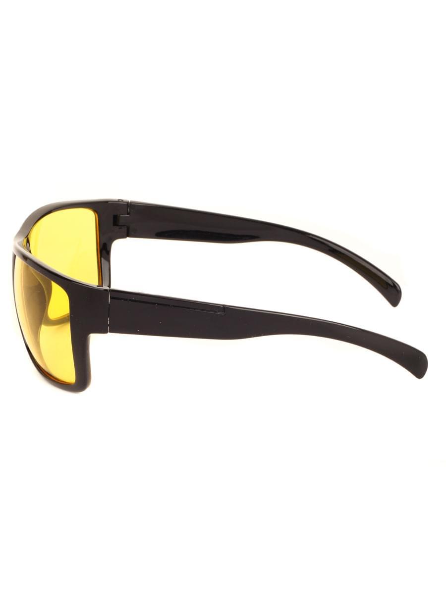 Очки для водителей антифары BOSHI 2003 Черные глянцевые
