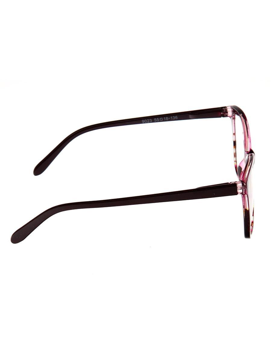 Готовые очки Sunshine 9023 BORDO (-9.50)