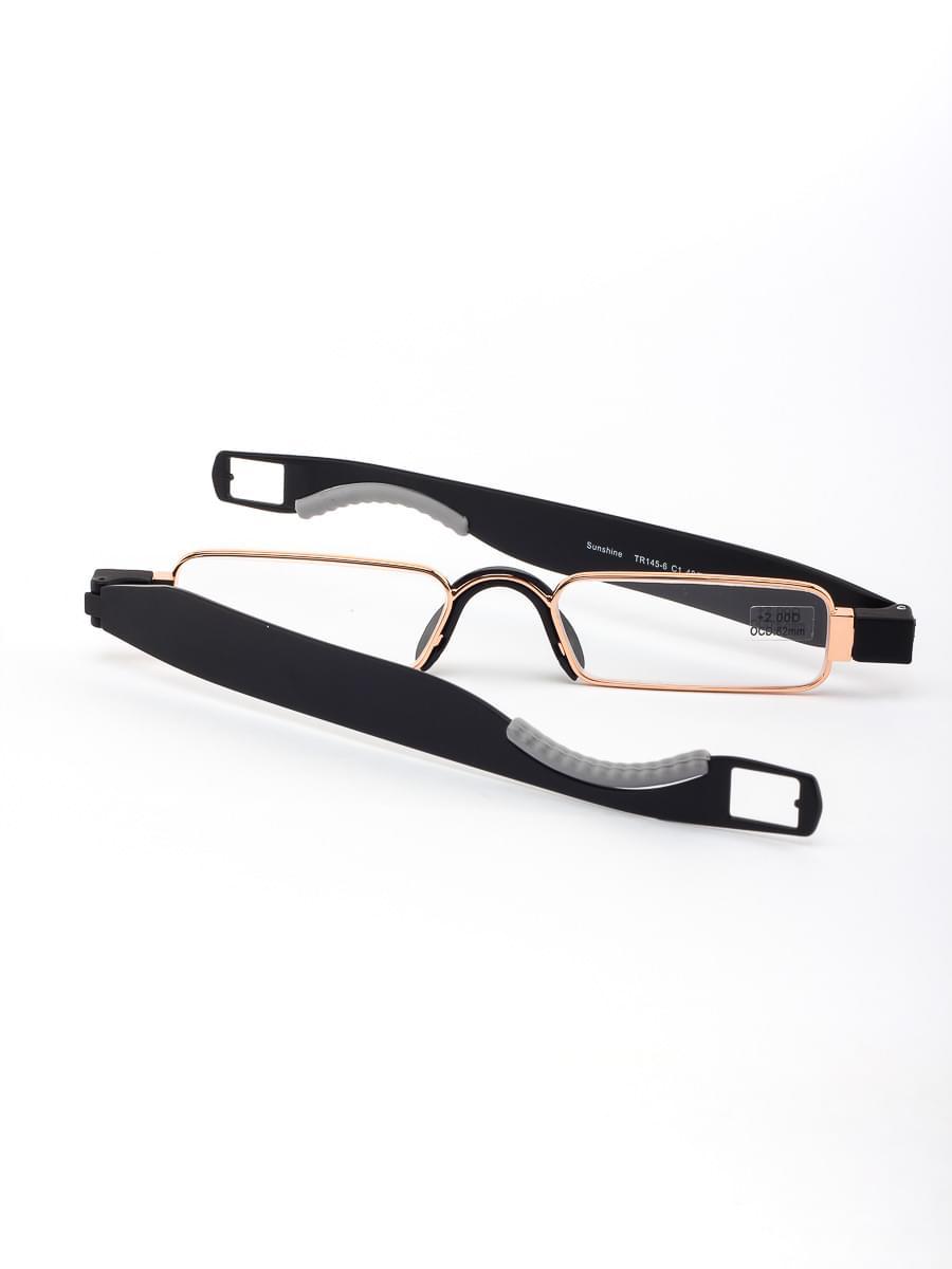 Готовые очки Sunshine TR145 C1 (-9.50)