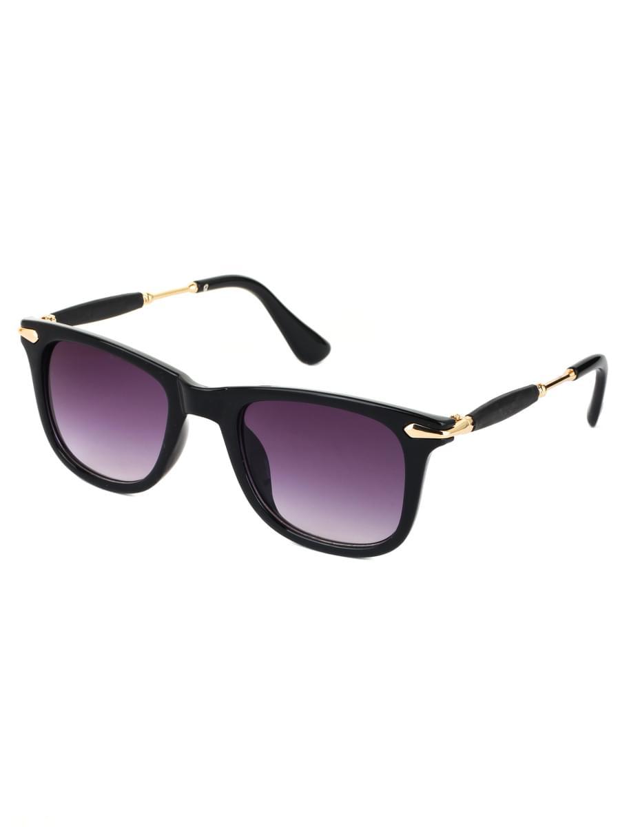 Солнцезащитные очки Keluona JN532 Черные глянцевые