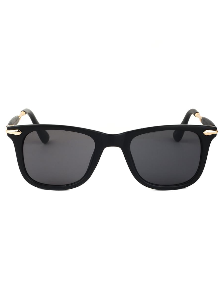 Солнцезащитные очки Keluona JN532 Черные матовые