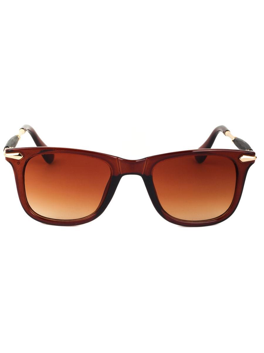 Солнцезащитные очки Keluona JN532 Коричневые