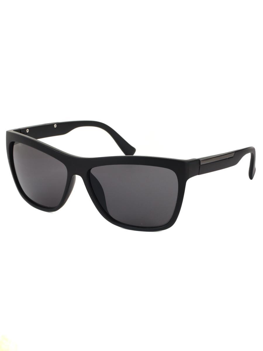 Солнцезащитные очки Keluona M082-1 Черные матовые