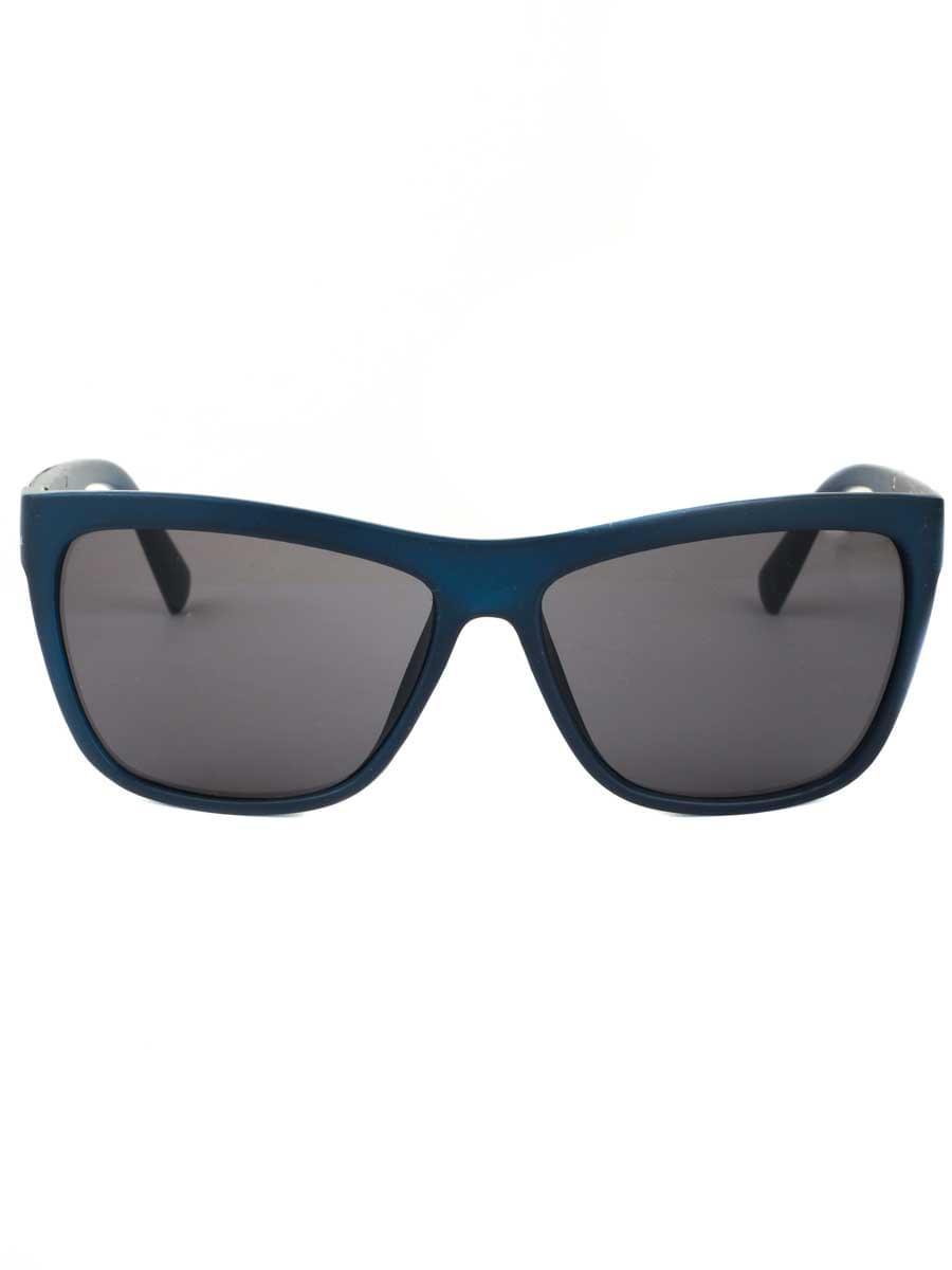 Солнцезащитные очки Keluona M082-1 Синие матовые