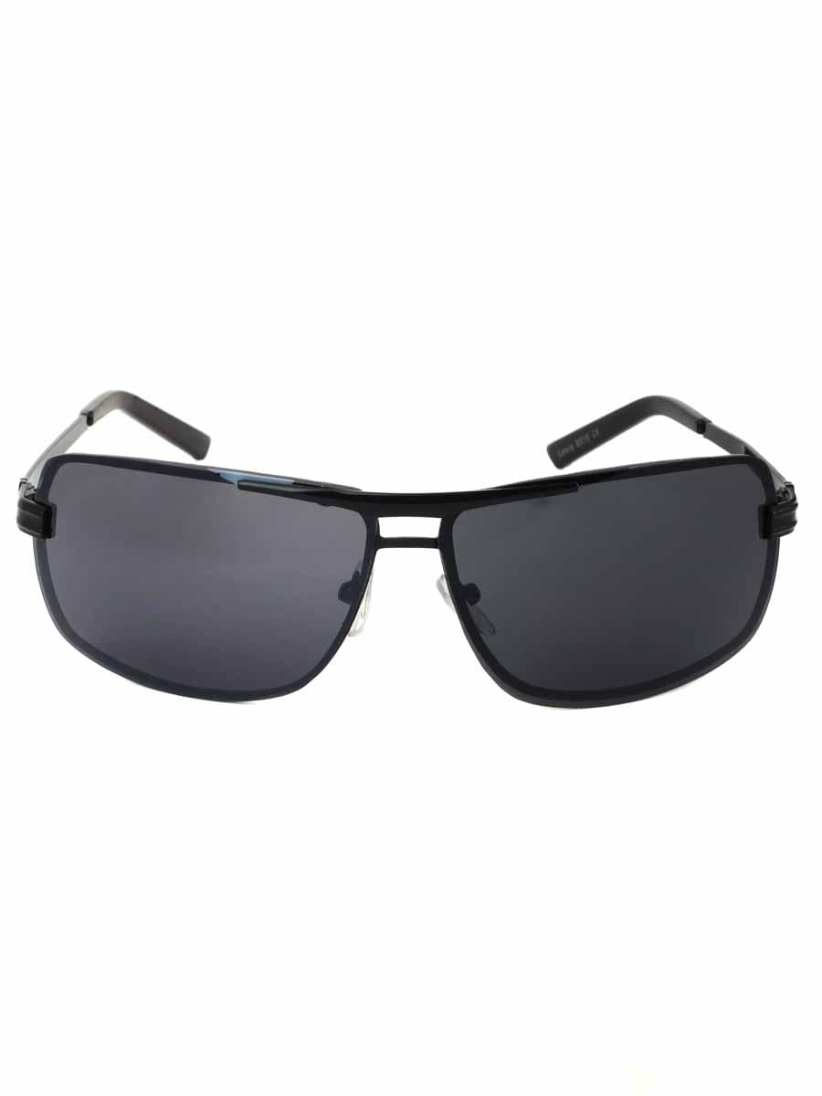 Солнцезащитные очки LEWIS 8515 Черные глянцевые